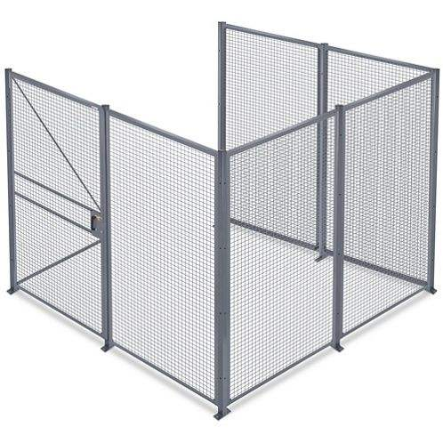 Warehouse Security Fencing /Wire Mesh Workshop Partition Garment/Apparel/Cutting Room