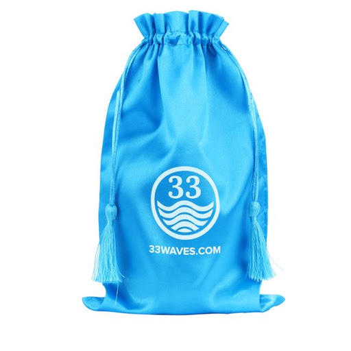 Custom recycled small silk satin gym drawstring gift backpack shopping packaging bags for jewellery/sunglass/hair/make up