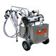 Automatic chilling filling goat fat testing pasteurization soya coconut cow packing milk machine
