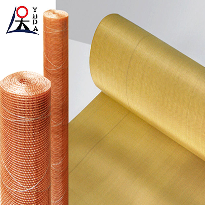 Wholesale multi-function ultra fine copper wire mesh lowes copper infused fabric