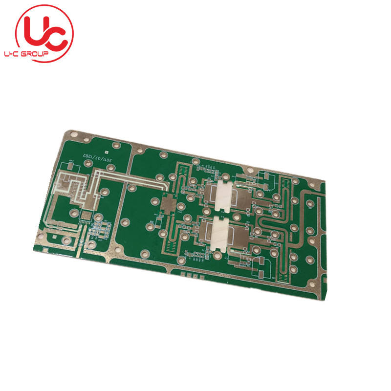 ups hasl power bank design and layout blank black fabrication pcb