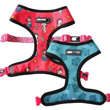 Breathable Factory Reversible Dog  Harness