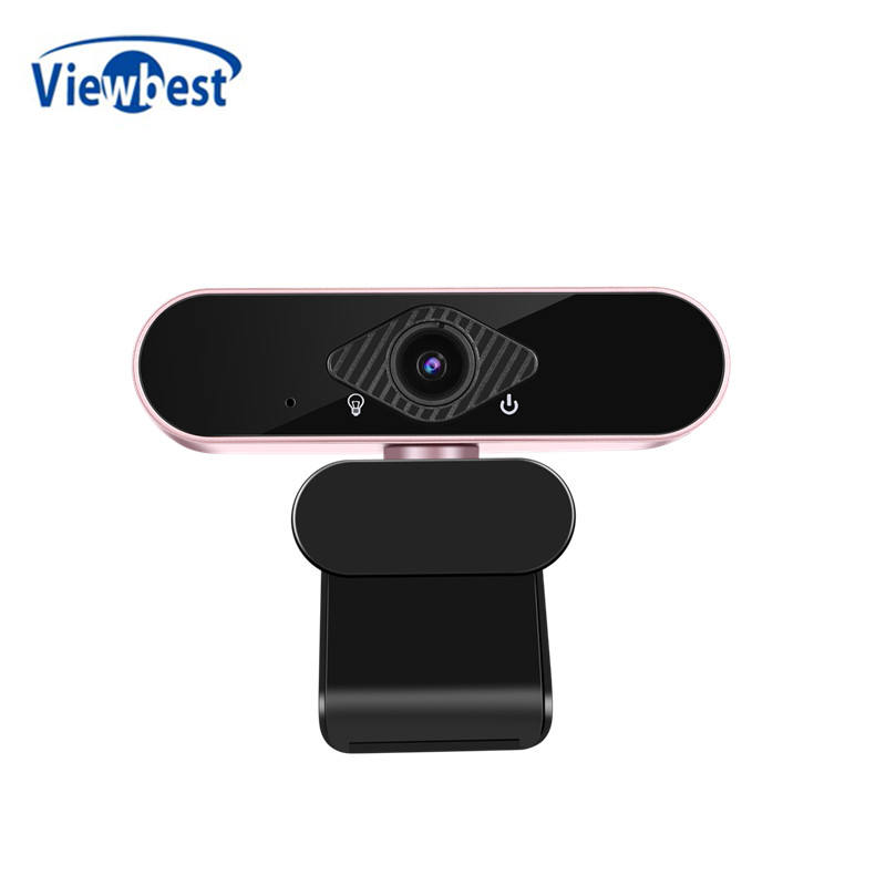 HD Webcam USB Home office Camera Rotatable Video Recording Web Camera with Microphone For PC Computer