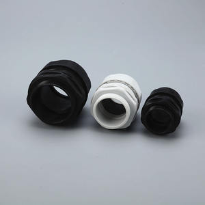 Plastic Nylon Metric Thread Cable Gland