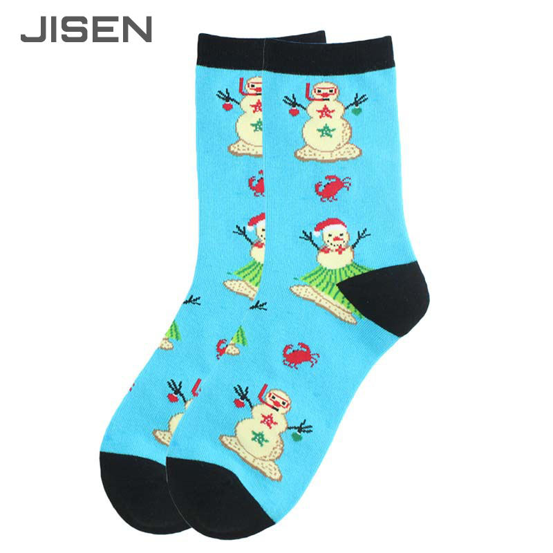 Custom Logo Men Terry Crew Cushion Print Tie Dye Socks