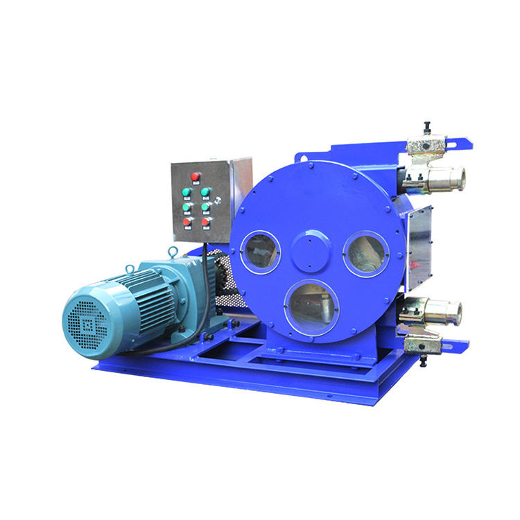 Sealessness and Valveless Peristaltic Pump Heavy-duty Chain Wheel Squeeze Pump