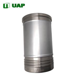 135mm Chrome Plated Truck Engine Parts Cylinder Liner 8DC9 For Mitsubishi OEM ME061782