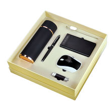 High Quality Luxury Promotional Gifts Set Souvenir Product Anniversary Corporate Gift For Business Office Company