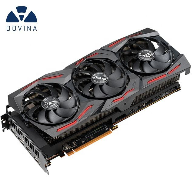 2020 Popular RX 5700 XT 8G GDDR6 Graphics Card with mining cards