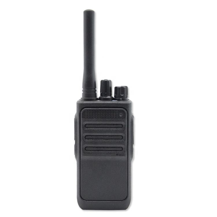 5W Handheld Two way Radio UHF400-470MHz Walkie Talkies with FM Function connect with motorola and hytera