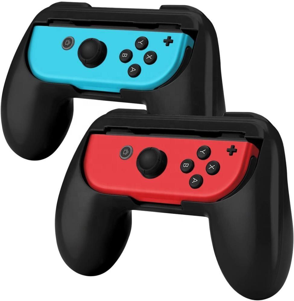 Controlador de alegría-Con empuñaduras para Nintendo interruptor ergonómico de la mano de agarre titular de ManufacturerVideo ac