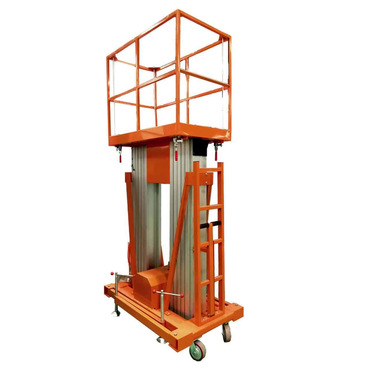 mobile hydraulic aluminum lift scaffolding for sale