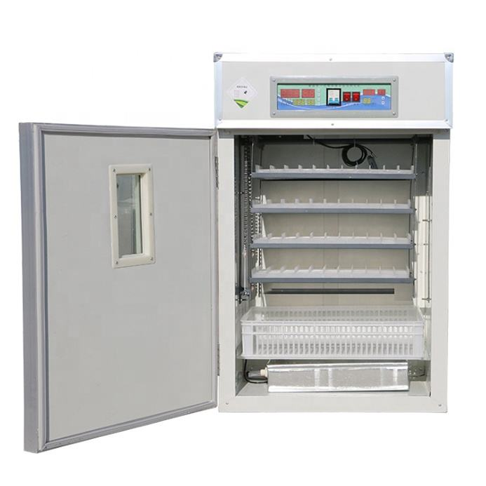 High output high quality 500 egg incubator