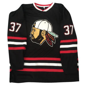 High quality custom made reversible sublimation ice hockey jerseys cheap usa hockey jersey