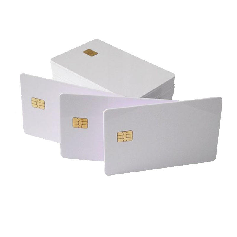 Rfid blank pvc id card nfc sim card or nfc business card