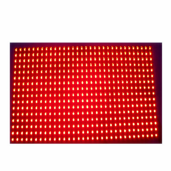 factory genuine outdoor single color p10-1r outdoor led display module