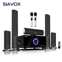 Best selling 012 W6 theater 5.1 home theatre system