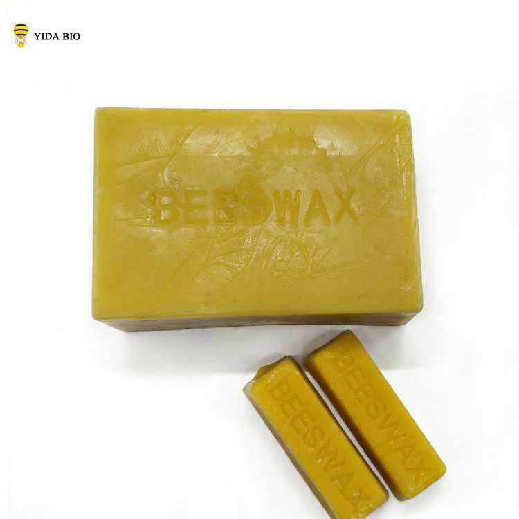 100% Pure Bee Wax Block Yellow Natural Beeswax Slab High Quality