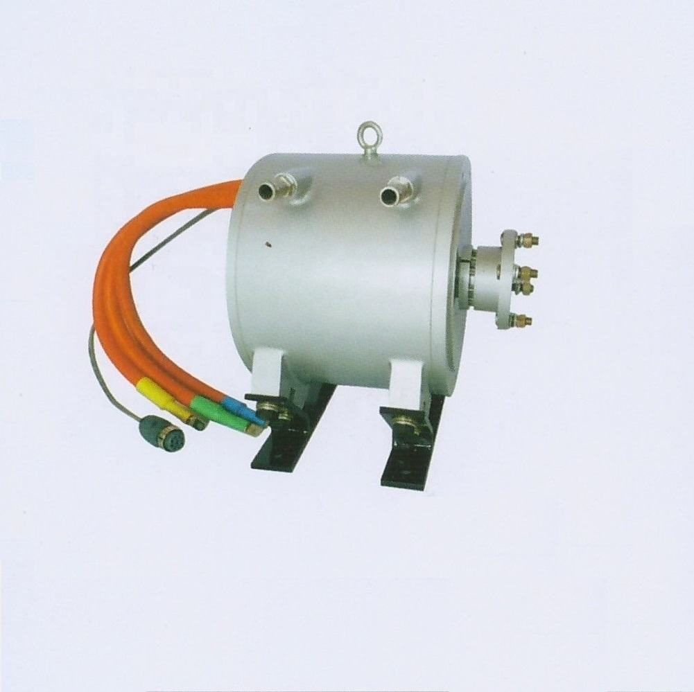 EV motor 50KW 90KW 135KW electric AC motors with controller for electric vehicle