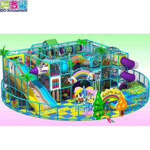2020 high quality Kid soft play zone Amusement Park used PVC indoor playground equipment ball shoot area