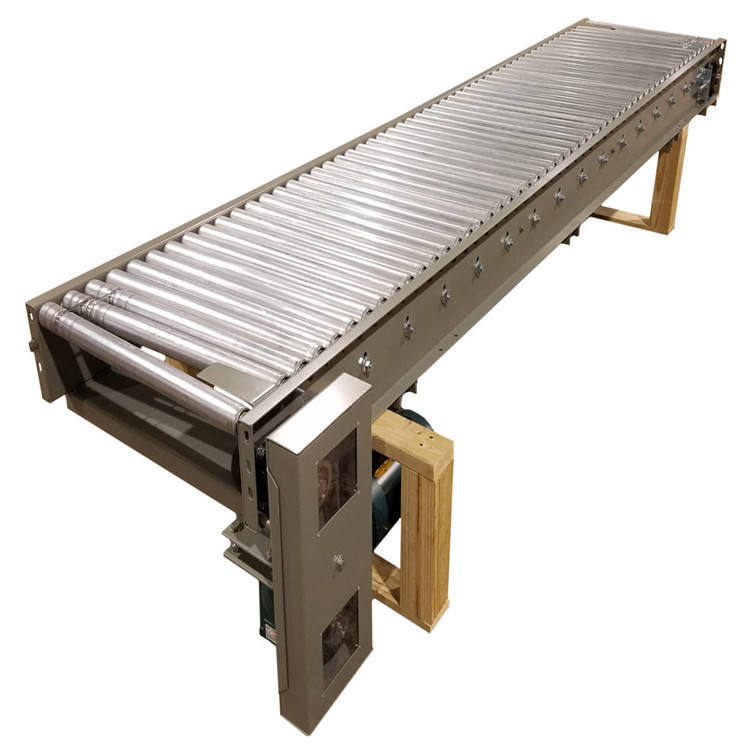 Conveyor Manufacturer roller Conveyor for Package Industry