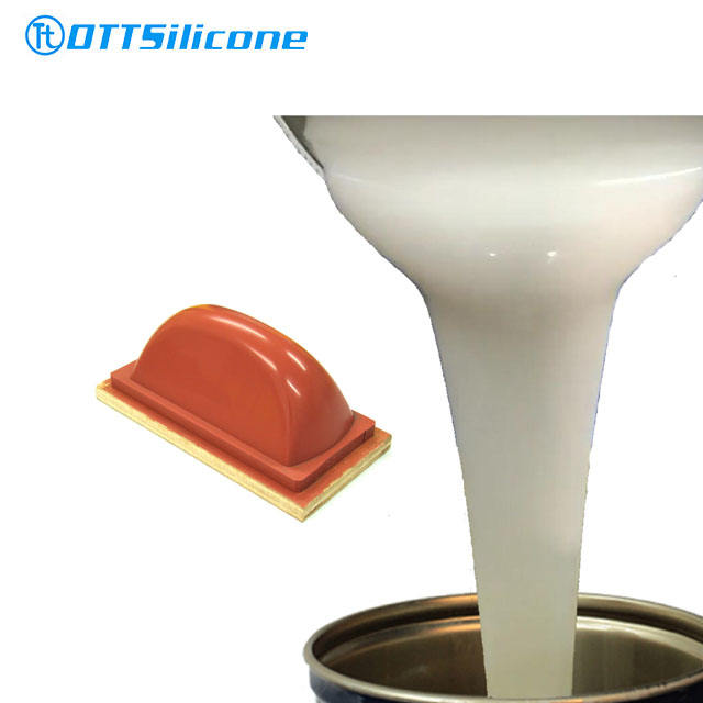 RTV 2 Printing Pads Silicone Rubber similar to Global Brand