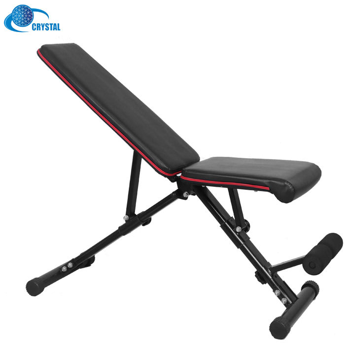 SJ-Z700 Best price Home fitness equipment portable foldable weight dumbbell workout bench
