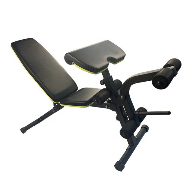 gym equipment sit up bench