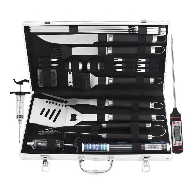 bbq tool set barbecue grill tool set outdoor cooking tool for grilling