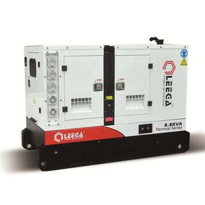 Denyo Water Cooled Diesel Generators 15kva 15kva 12kw 3 Phase Generator Supplier With Price