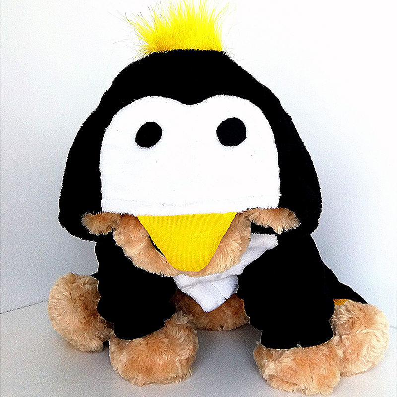 2020 OEM/ODM penguin style cat dog clothes apparel and accessories for pet