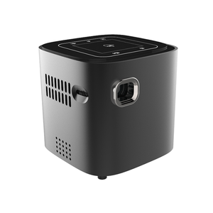 2020 Baru Smart Proyektor 4 K Pico Nebula Ultra 4 K Short Throw Projector dengan Speaker 5G Wifi Cube mini Projector Laser 4 K