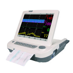 Portable Twins CTG Machine Maternal and Fetal Monitor
