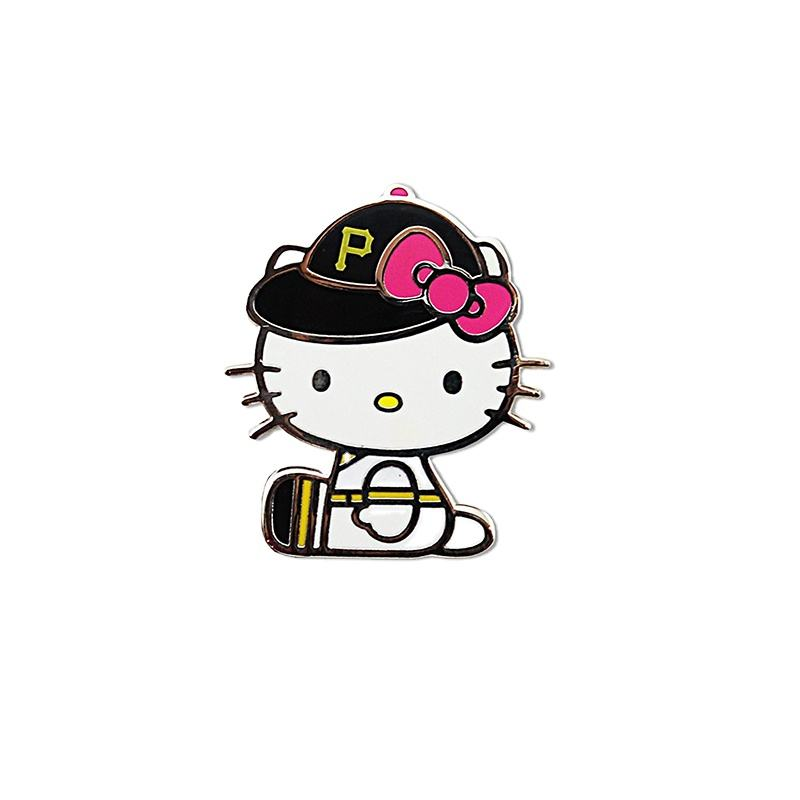 Japonês Mama Halloween Tem Chiclete Diy <span class=keywords><strong>Liga</strong></span> Legal Iluminado Câmera Roxo Esmalte EMBLEMA DO Pino de Metal Pequeno ATACADO
