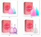 One-Stop Service [ Menstrual Cup ] FDA Certified Menstrual Period Cup-Vaginal Cups-Alternative Tampons Medical Female Cup
