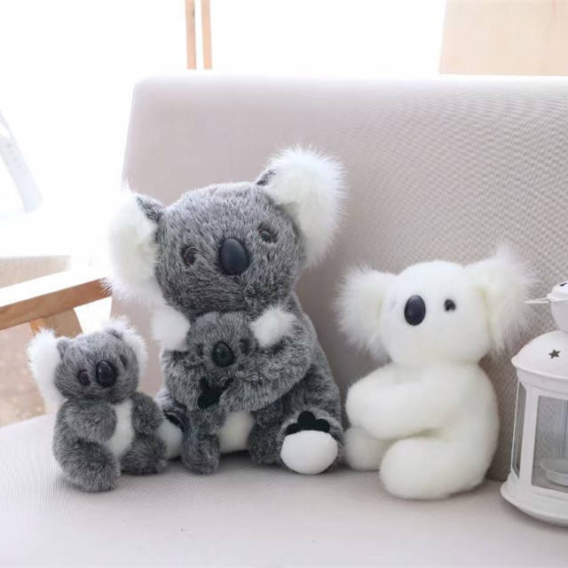 1PC 18cm Koalas Popular Product Lovely Kawaii Koala Plush Toys Baby Toy For Kids Birthday Gift
