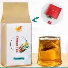 Hot Selling Chinese Herbal Blended Throat Protection Tea