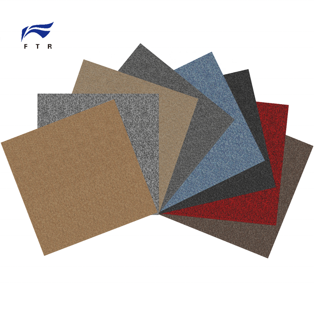 Hot Selling Selfadhesive Carpet for office Carpet Tiles 100%Nylon/Polypropylene
