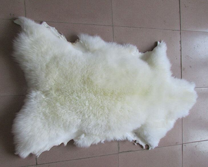 Factory wholesale big size thick and soft Australian raw sheep skin