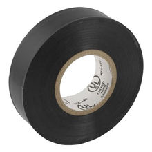Wholesale Quality Industry Vinyl Electrical Cable Insulation Waterproof Rubber Black Tape Roll