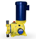 Milton roy metering pump liquid Usage and Electric Power chlorine dosing system