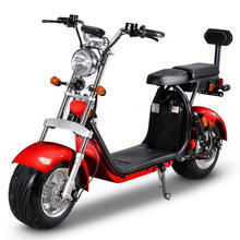 2020 YIDE Big Fat Wheel Electric Scooter 2000W Citycoco With IOT And APP For Sharing And Rent Business