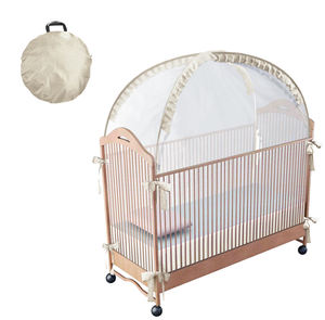 Amazon Baby Crib Netto Tent Pop Up Draagbare Protect Anti Insect Luifel Ademend Kids Slaap Bed Klamboe
