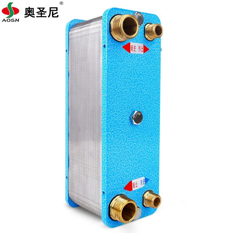 High quality food grade industrial heat exchanger, stainless steel industrial plate heat exchanger
