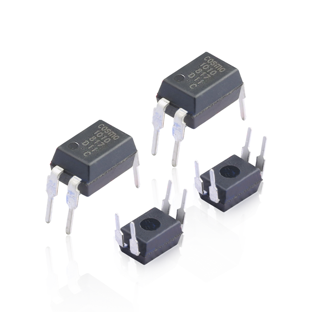 Transistor Output Optocouplers Phototransistor Out Quad CTR 20/% 10 pieces
