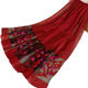 Wholesale Womens Elegant Embroidery Shawls And Wraps Scarf Lace Muslim Hijab