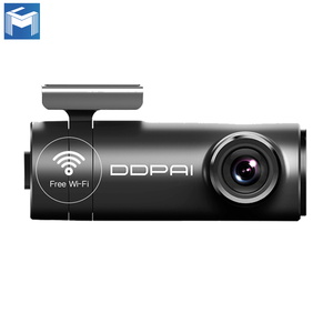 Cheap DDPAI Mini Car dash Cam 140 Degree 1080P HD APP Control Free Wifi G-Sensor Car black Box