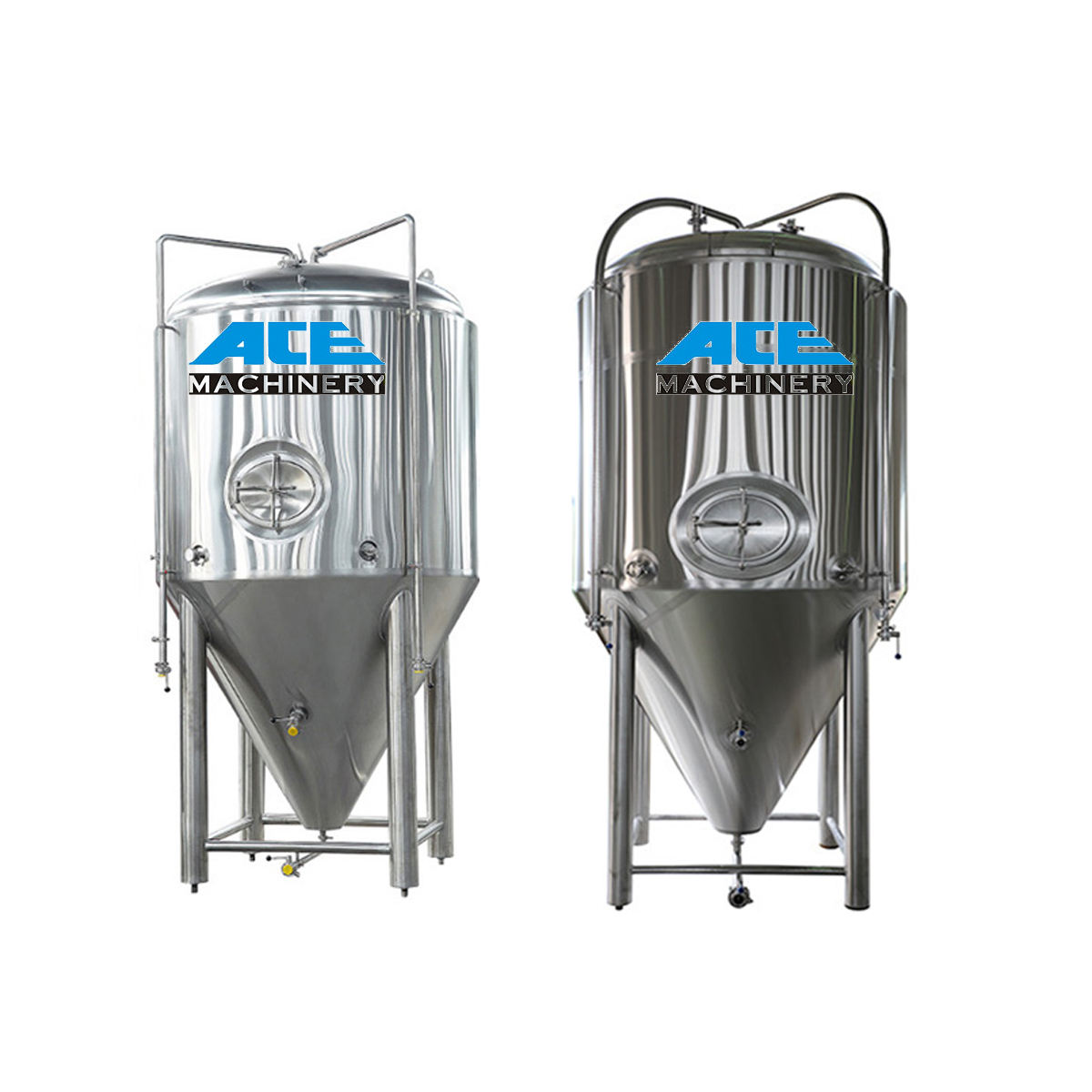 Enzyme Fermentation Tank Brewing Sparkling Wine Equipment For The Production Of Beer