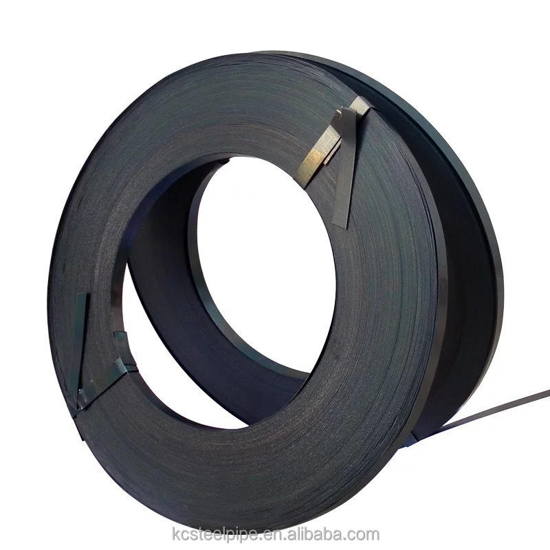 Customized Size Q195 Q235B Q345B cold rolled Steel Strip coils for Bridge Construction