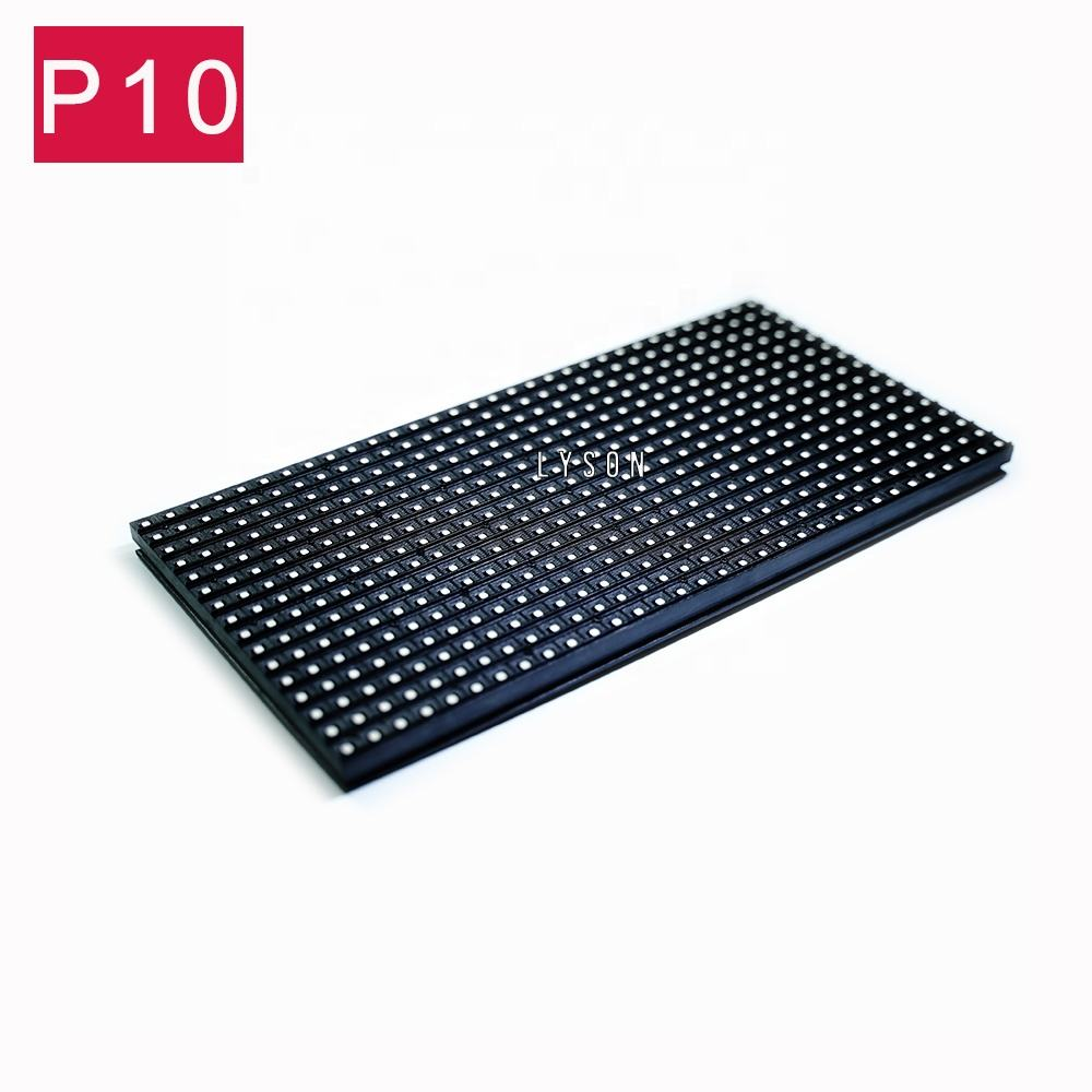 p10 led module 2Scan outdoor led display screen panel led sign board
